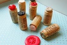 Ceramic Button Stamp