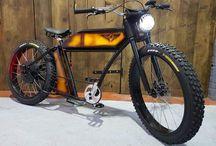 custom push bike