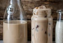 Ice coffee/cafeine recipes