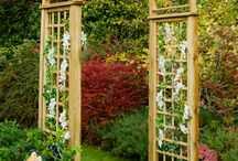 Garden arches / Create a beautiful feature for your garden