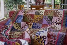 scrappy quilts / by Carol Ellen