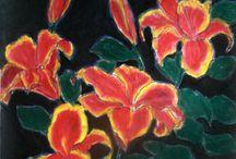 Flowers / Flower pieces