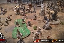 Warmachine Battle Reports and Game Pictures / Pictures of Warmachine Games