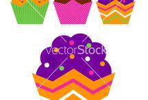 Food / Food Illustrations. Vector