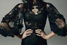 A little black dress / Incredible Black dresses