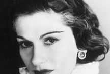 Coco Chanel / The legend behind the design brand was a phenomenon. She took risks and went against all societal expectations to create her own place in the world and forever in our history.