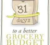 saving money / Great posts and ideas on how to save money and budget. / by A Fresh Start