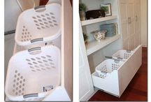 Laundry Room Plans / by Shana Reyes