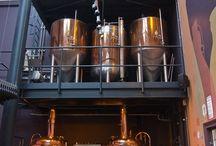 Cervejarias e brewpubs