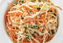 Salades et accompagnements