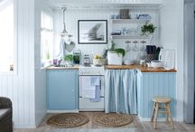 Malefarger kjøkken