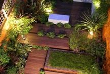 Outdoor garden and landscaping ideas
