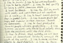 Cobain Journal