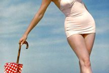 Marilyn bathing suits