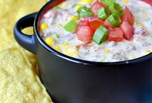 Time for a Cheese Dip / by Cindy Page