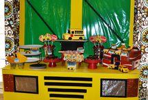 Birthday Party- Magic School Bus Theme