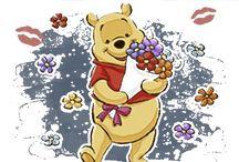 I Love Pooh Bear / Pooh Bear