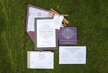 Wedding Color Inspiration - Purple