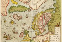 Antique MAPS (15th to 19th century)
