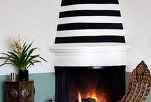 Chimeneas / fireplace / by Txoko Pat
