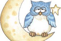 Owl seasons / .