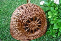 Basketry - pet baskets