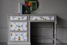 Crafty Odds 'n Ends / drawer knobs, wall decor & so on / by Dorothy Joy