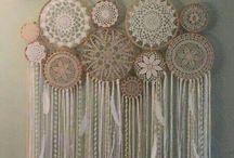 dekorace na zed