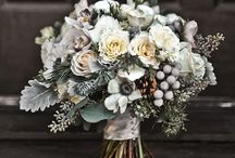 Winter time bouquets