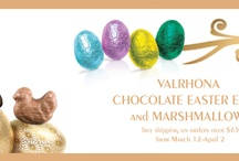 Easter Eggs And Marshmallows / by Valrhona USA