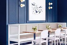 Restoran  dekor
