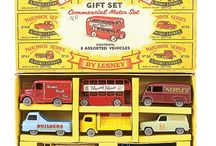 Moko Lesney Matchbox 1 - 75 series 1953 - 1970 / Lesney Matchbox cars from the period 1953 - 1970.