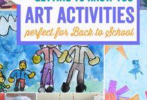 Year 1 first week activities