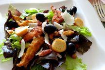 Salades / Cuisine salé : salades