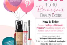 30 days of beauty / Beauty essentials