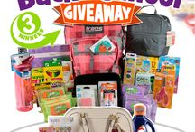 Back To School Giveaways / #BackToSchool #Giveaways
