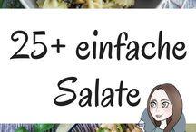 Einfache salate