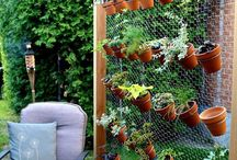 garden ideas. / things I would like to try in my garden.