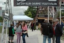 Gourmet Fesztivál 2013. május 31- június 2. / Ha ínyenc vagy, még a holnapi napon meglátogathatod a Gourmet fesztivált, ahol 3 napon át ínyencségekkel várnak az ország minden tájáról összegyűlt éttermek, pékségek, borászatok, cukrászdák.