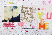 Lo Scrapbooking - Layout Scrapbooking / by Olaya (TaconesConGracia)