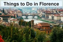 Florence, Italy!!! / by Andrea Parker Alldredge