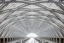 architektura stanic