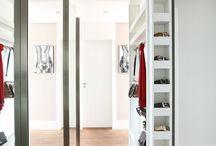 CLOSET / Projetos de closets da arquiteta Karen Pisacane