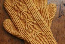 Prendas tejidas / Diferentes creaciones tejidas en crochet y agujas