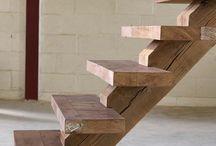 Ξύλινες Σκαλες
