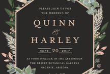 Wedding zaproszenia