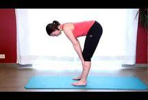 Autour du stretching et de la danse...