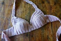 crochet bra diy