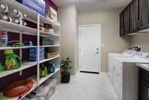Home: Laundry Rooms / Dreamy places to wash, dry, and fold / by Camden Watts