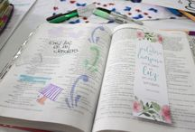 Mis Creaciones / bible journaling